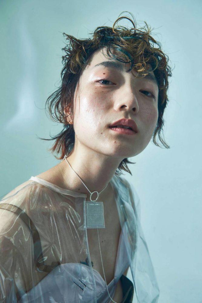 [Mitsui hairdressing awards2018]hair:yumi(BLANC jete) make:marina (BLANCjete) model:yumi costume&styling:me